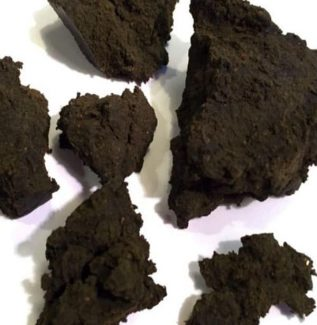 Old School Black Hashish