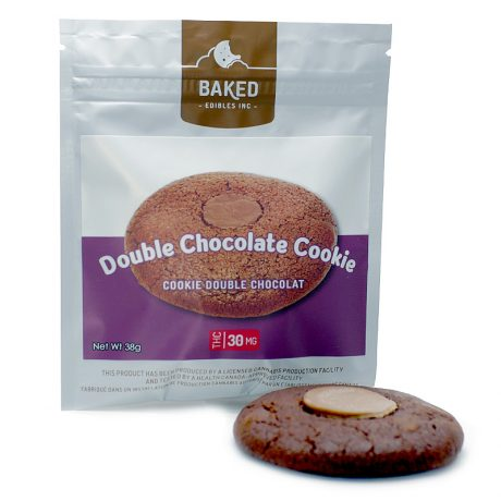 Double Chocolate Cookie 30mg THC
